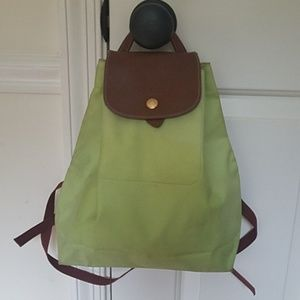 Longchamp Foldup Backpack